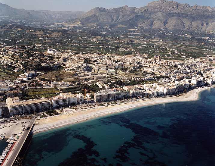 La Roda Beach, Alicante