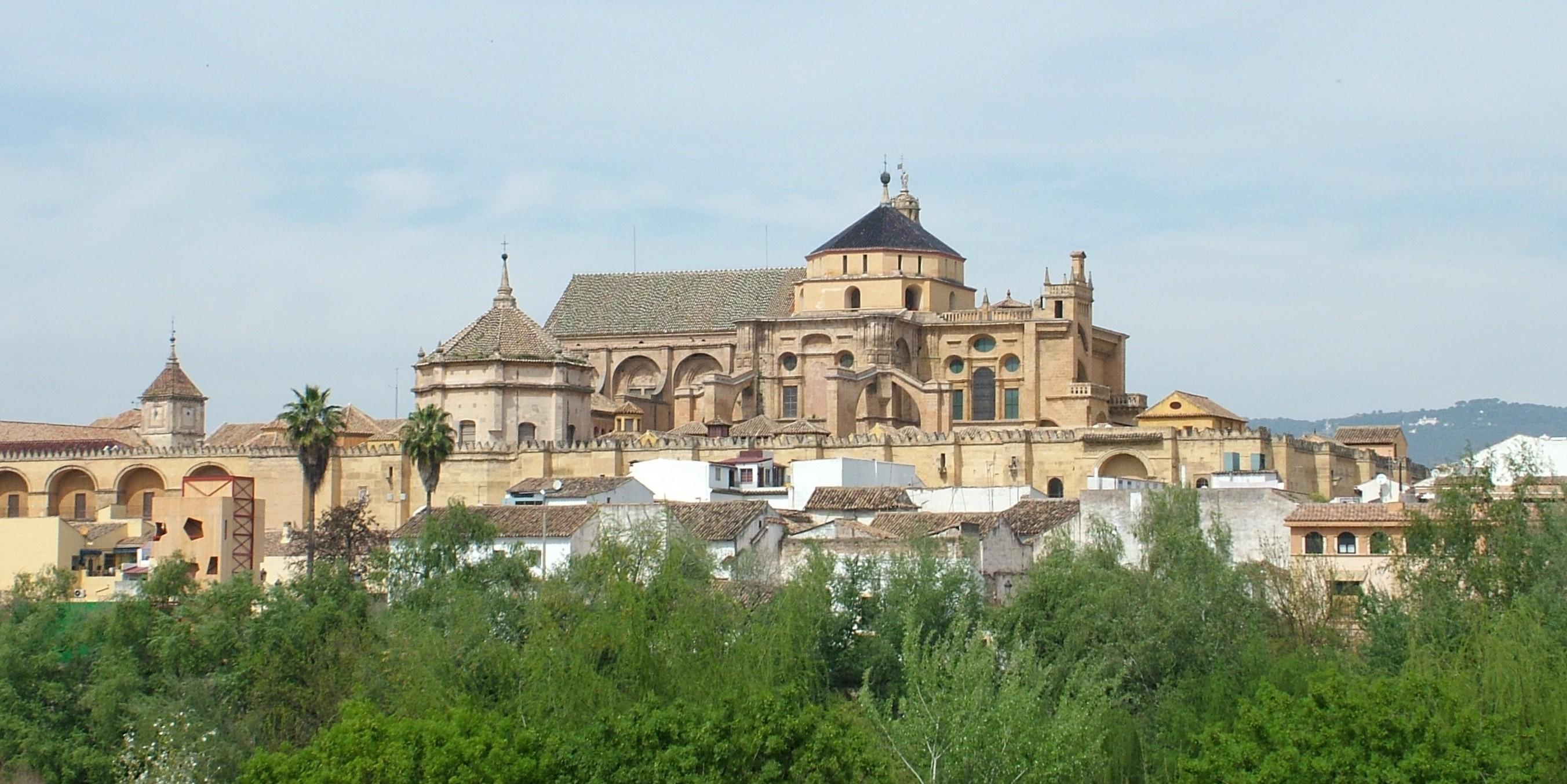 Mezquita catedral de c rdoba for Exterior mezquita de cordoba