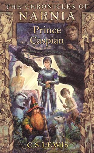 Скачать fb2 книгу: Хроники Нарнии: Принц Каспиан.