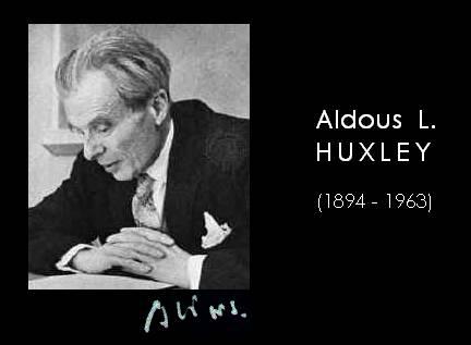 Aldous huxley essay