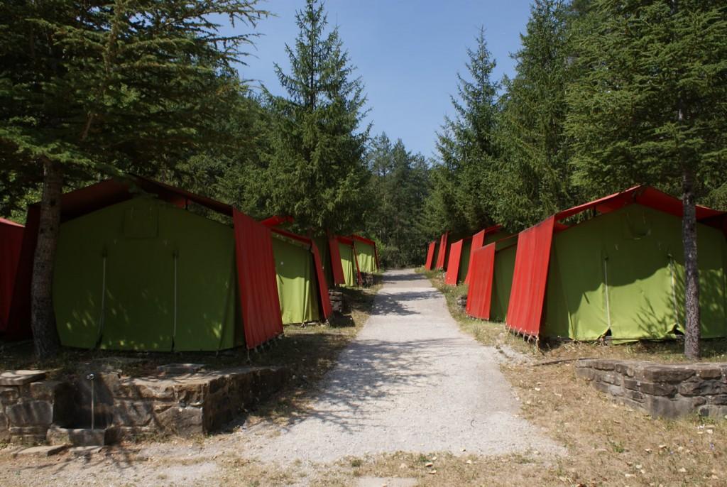 Albergue multiaventura el bosque - Alojamientos en el bosque ...