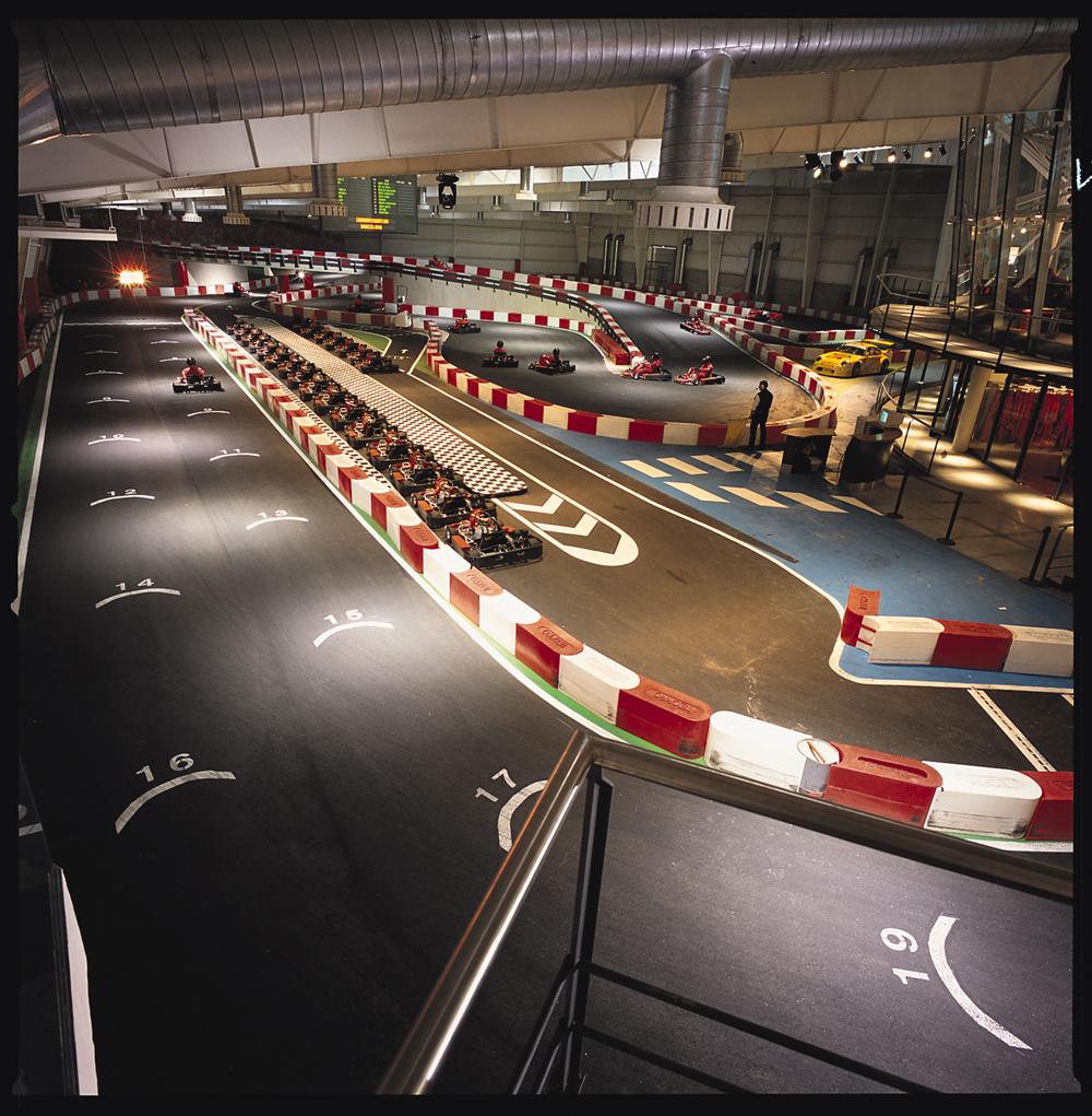 Circuito Karting : Kartingingles