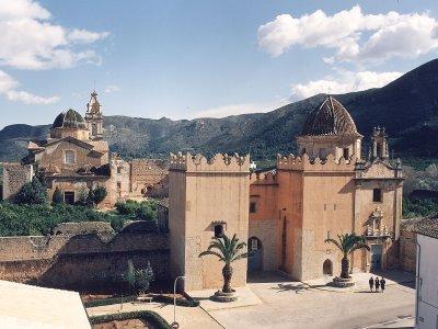 Monasterio De Santa Maria De La Valldigna Historia Del Poble Valencia