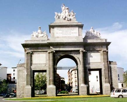 Hotel ritz de madrid - Hotel puerta del arco ...