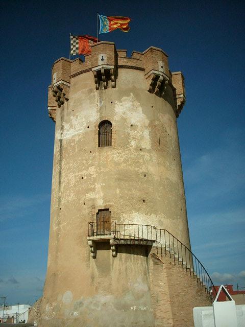 Torre de vigilancia Torre