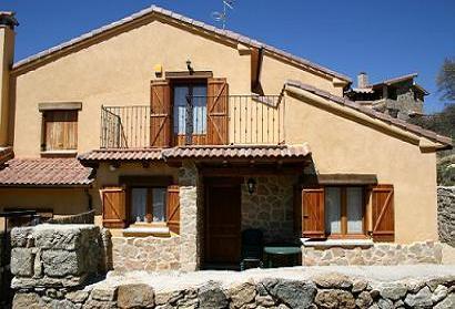 Casa rural el arrastrador - Fachadas casas de pueblo ...