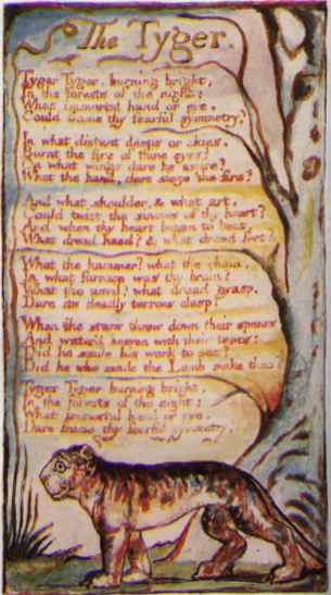 the lamb william blake analysis