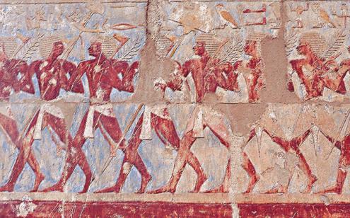 La Sociedad Egipcia