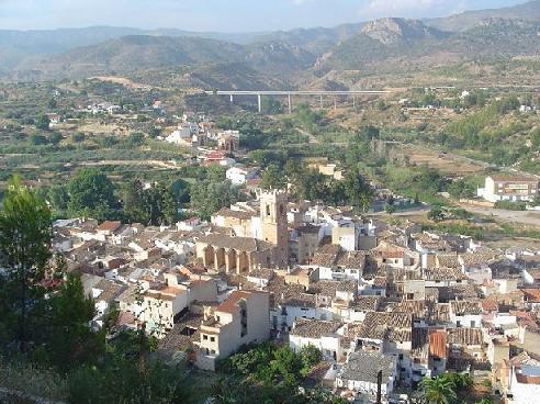 Calles bienvenidos a la web - Casas de pueblo en valencia ...