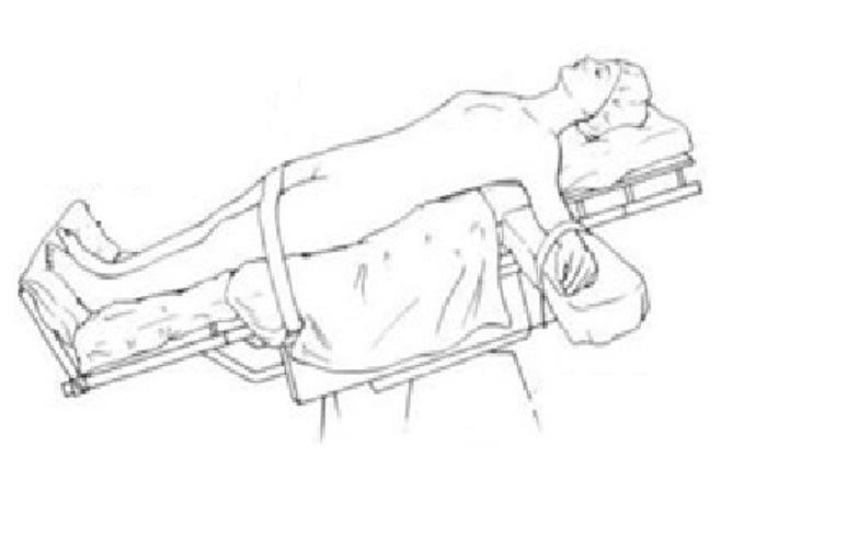 Posiciones Anatómicas - VIPEnfermería