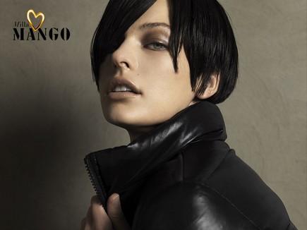Famos@s de anuncio.Mila Jovovich